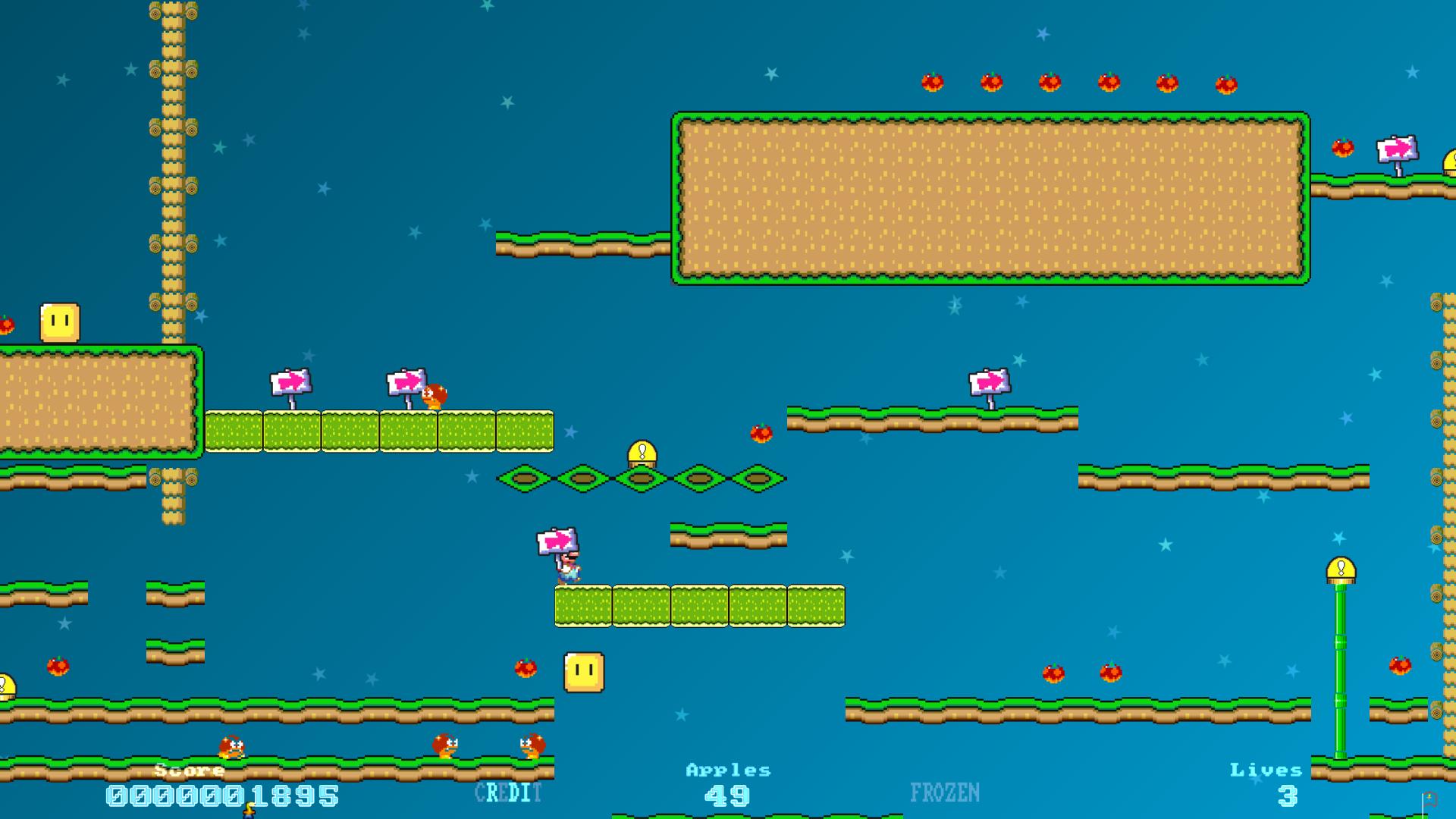 Mario Throws Things (Screenshot_29 Feb 2012_114259)