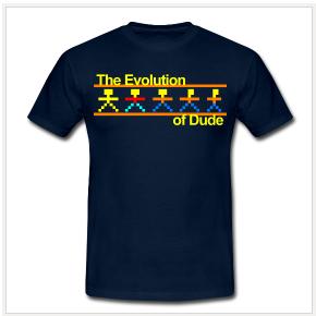 Evolution of Dude_shirt