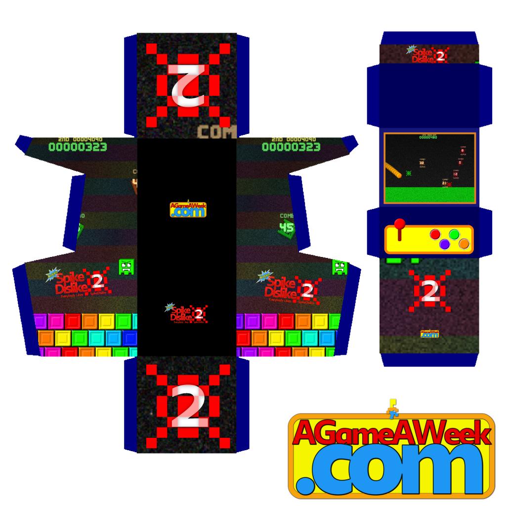 SpikeDislike_ArcadeCabinet