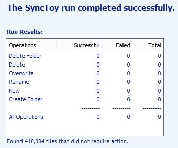 SyncComplete